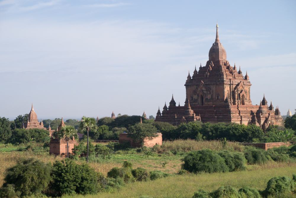 Go to Bagan – before the crowds learn about it